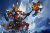 Iceplain Ravager Loading Screen