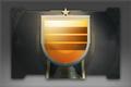 Team Pennant Orange