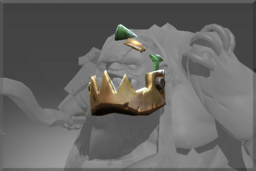 Cosmetic icon Compendium Gold Jaw of the Trapper.png