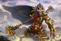 Cosmetic icon The Havoc of Dragon Palace Loading Screen.png