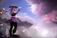 Shadows of the Wuxia Loading Screen