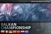 Balkan Championship Ticket