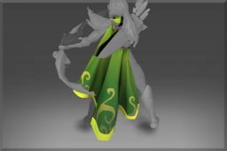 Cosmetic icon Featherfall Cloak.png