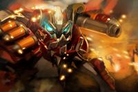 Загрузочный экран: Battletrap