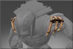 Cosmetic icon Guard of the Weeping Beast.png