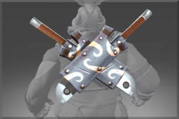 Cosmetic icon Ogre's Caustic Steel Choppers.png
