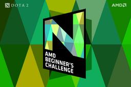 Cosmetic icon AMD Dota 2 Beginner's Challenge.png