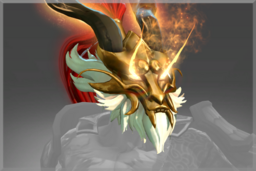 Cosmetic icon Mask of the Demon Trickster.png