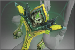 Cosmetic icon Reliquary of Rotting Doom.png
