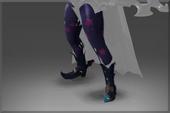 Frostglade Familiar Legs