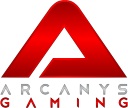 Team logo Arcanys Gaming.png