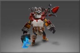 Cosmetic icon Iron Clock Knight.png