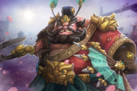 Loading Screen of the Royal Butcher