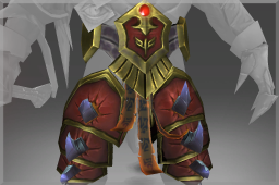 Cosmetic icon Wrath of the Fallen Belt.png