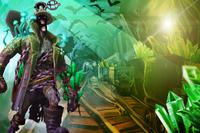 Загрузочный экран: Forlorn Descent