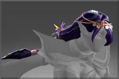 Headpiece of the Deadly Nightshade