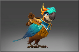 Cosmetic icon Lieutenant Squawkins.png