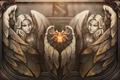 Стиль интерфейса Winged Guardian