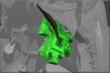 Emerald Frenzy Amulet