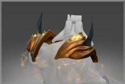Cosmetic icon Shoulders of the Bladeform Aesthete.png