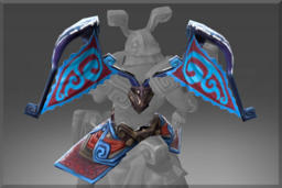 Cosmetic icon Flags of the Thunder Ram.png