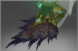 Cosmetic icon Fringe of the Plaguemonger.png