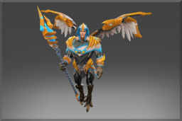 Cosmetic icon The Arms of Retribution Set.png
