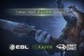 ESL Think Fast Razer League Ticket