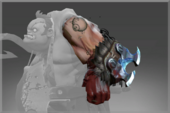 Shoulder of the Iron Hog