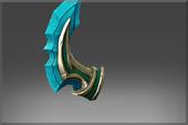 Horn of the Azurite Warden