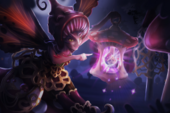 Mischief of the Fae Forager Loading Screen
