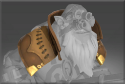Cosmetic icon Shoulders of the Wild West.png