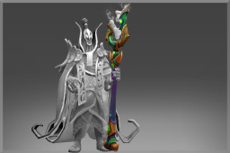 Cosmetic icon Staff of the Gifted Jester.png
