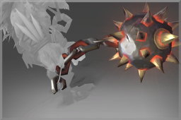 Cosmetic icon Beast of the Crimson Ring Weapon.png