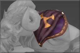 Cosmetic icon Tahlin Occult Shoulder Sigil.png