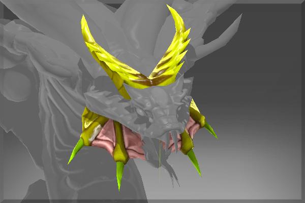 Venomous Deathbringer Head - Dota 2 Wiki