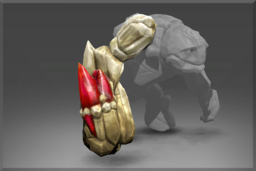 Cosmetic icon Fist of the Scarlet Quarry.png
