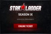 SLTV Star Series Season 9 Ticket