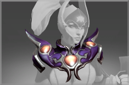 Cosmetic icon Shoulders of the Dark Moon Stalker.png