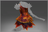 Tunic of the Wandering Flame