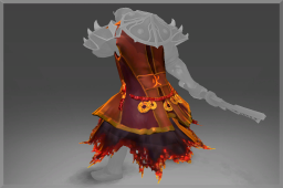 Cosmetic icon Tunic of the Wandering Flame.png