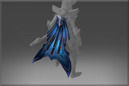 Cosmetic icon Complete Algid Falcon Cape.png