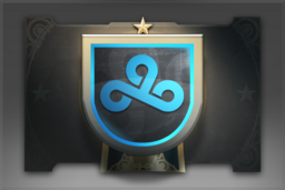 Cosmetic icon Team Pennant Cloud9.png