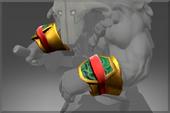 Bracers of the Wandering Demon