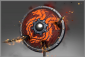 Burning Shield of the Outland Ravager