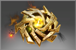 Cosmetic icon Golden Chaos Fulcrum.png