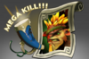 Mega-Kills: Bristleback