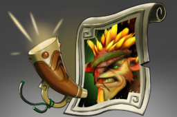 Cosmetic icon Announcer Bristleback.png