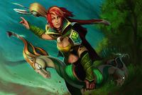 Загрузочный экран: Aria of the Wild Wind