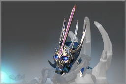 Cosmetic icon Crown of the Rime Lord.png